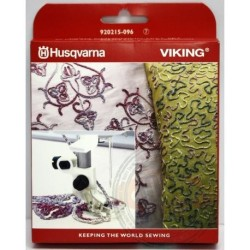 "Kit ""Yarn couching"" Husqvarna"